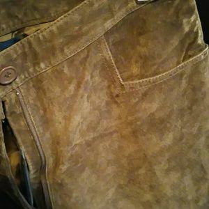 Brandon Thomas Pants - Brandon Thomas genuine leather pants